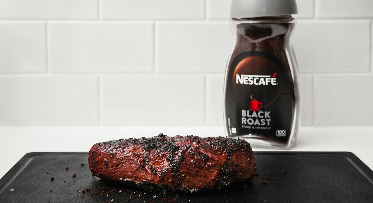 Coffee Steak by @philipp.lipiarski