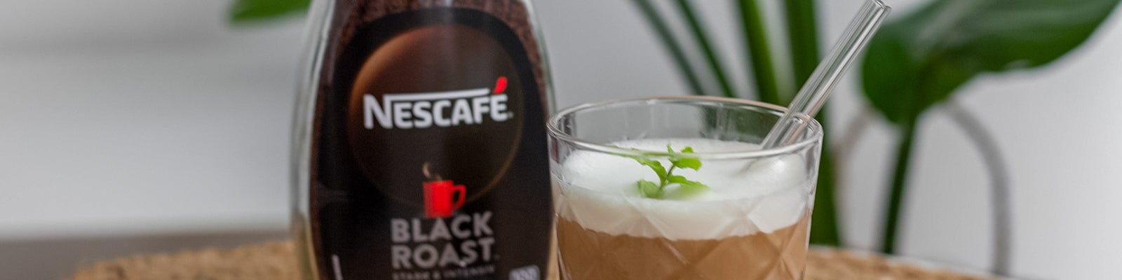 Cold Coconut Latte by @piecesofmara