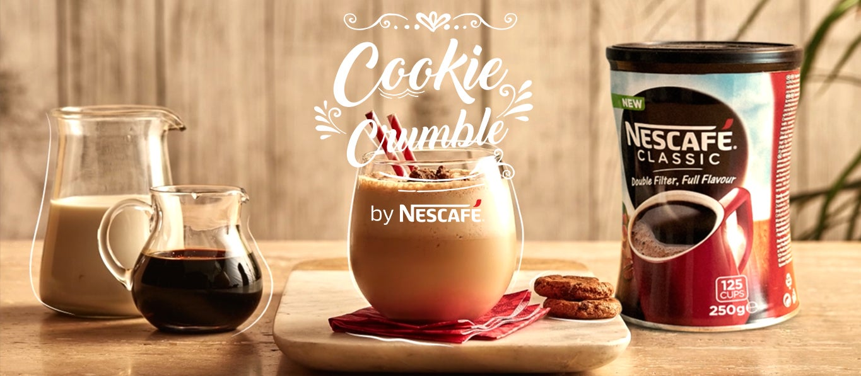 Cookie Crumble recepta