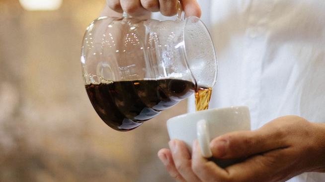 PREPAROS DO CAFÉ