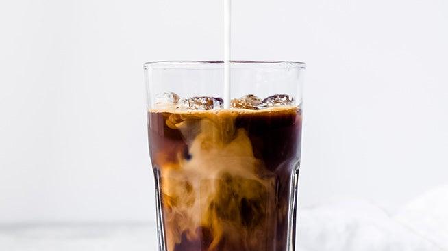 Vanilla & Cinnamon Iced Coffee