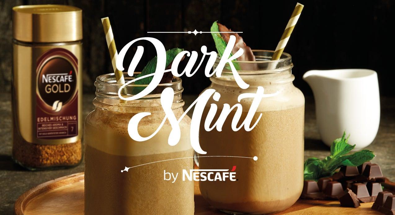 NESCAFÉ Dark Mint promo