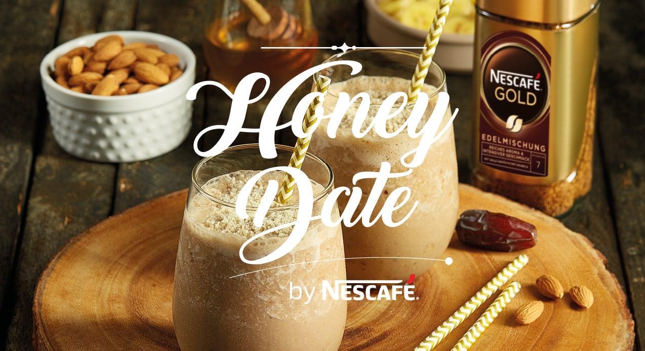 NESCAFÉ Honey Date promo