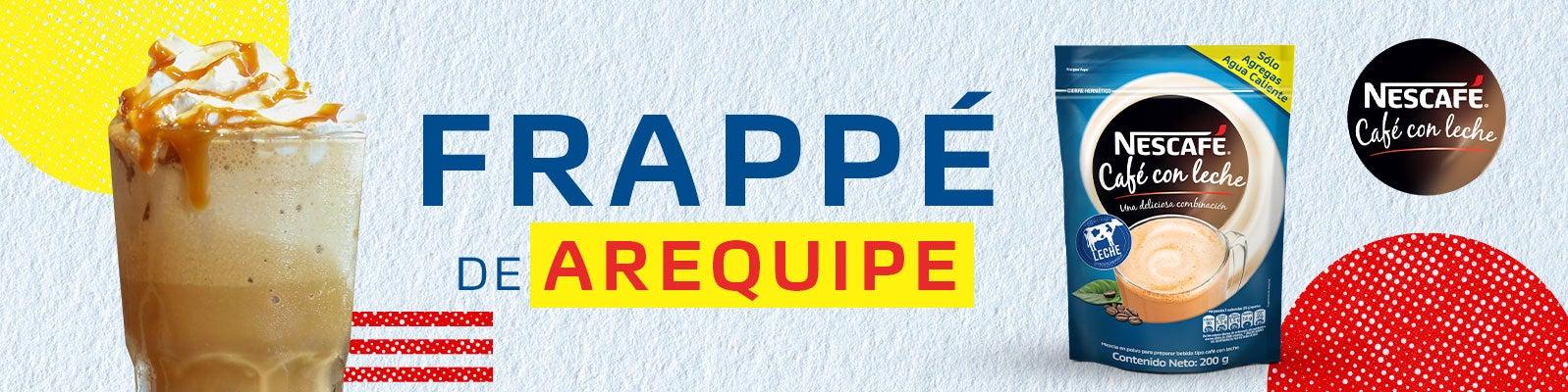 FRAPPÉ DE AREQUIPE