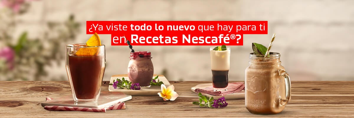 Recetas Nescafé