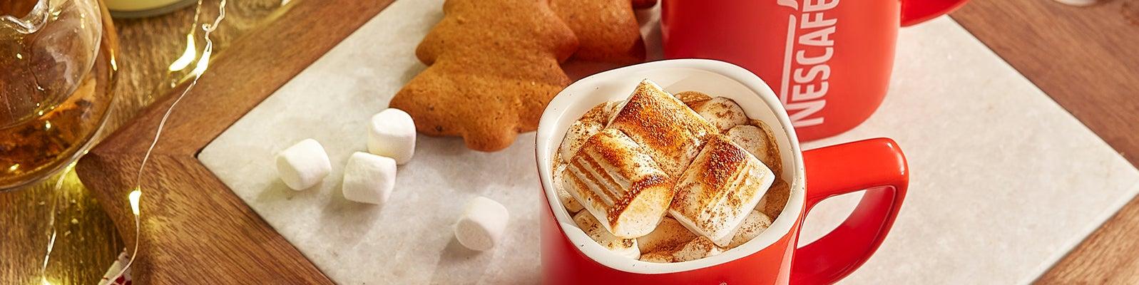 Nescafe Ginger MAllow