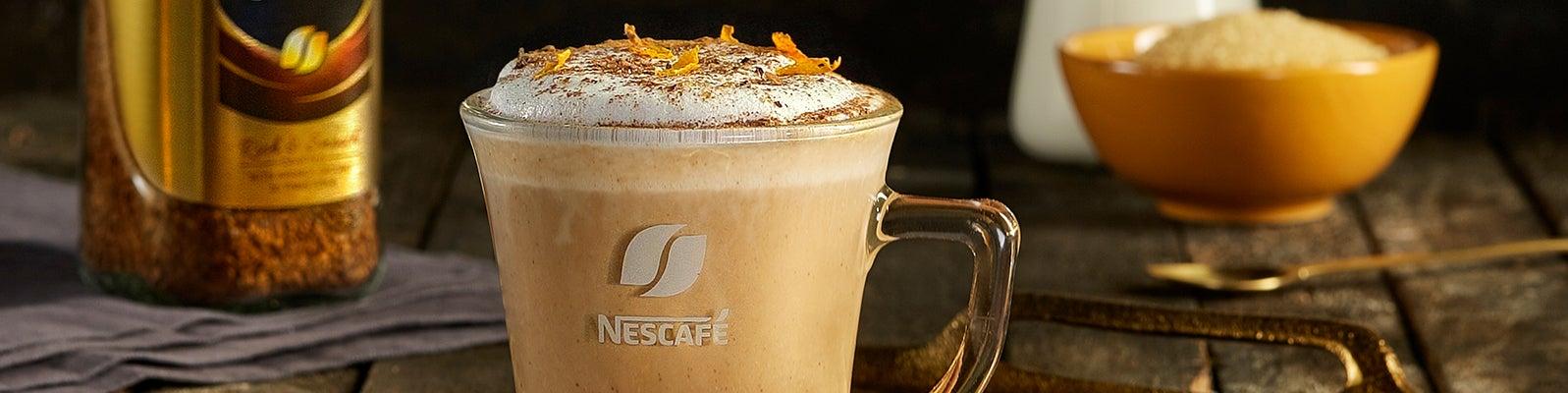 Nescafe Pumpkin LAtte