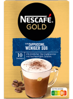 Cappuccino Weniger Suess