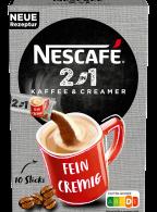 NESCAFÉ 2in1 KAFFEE & CREAMER