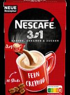 NESCAFÉ 3in1 KAFFEE, CREAMER & ZUCKER