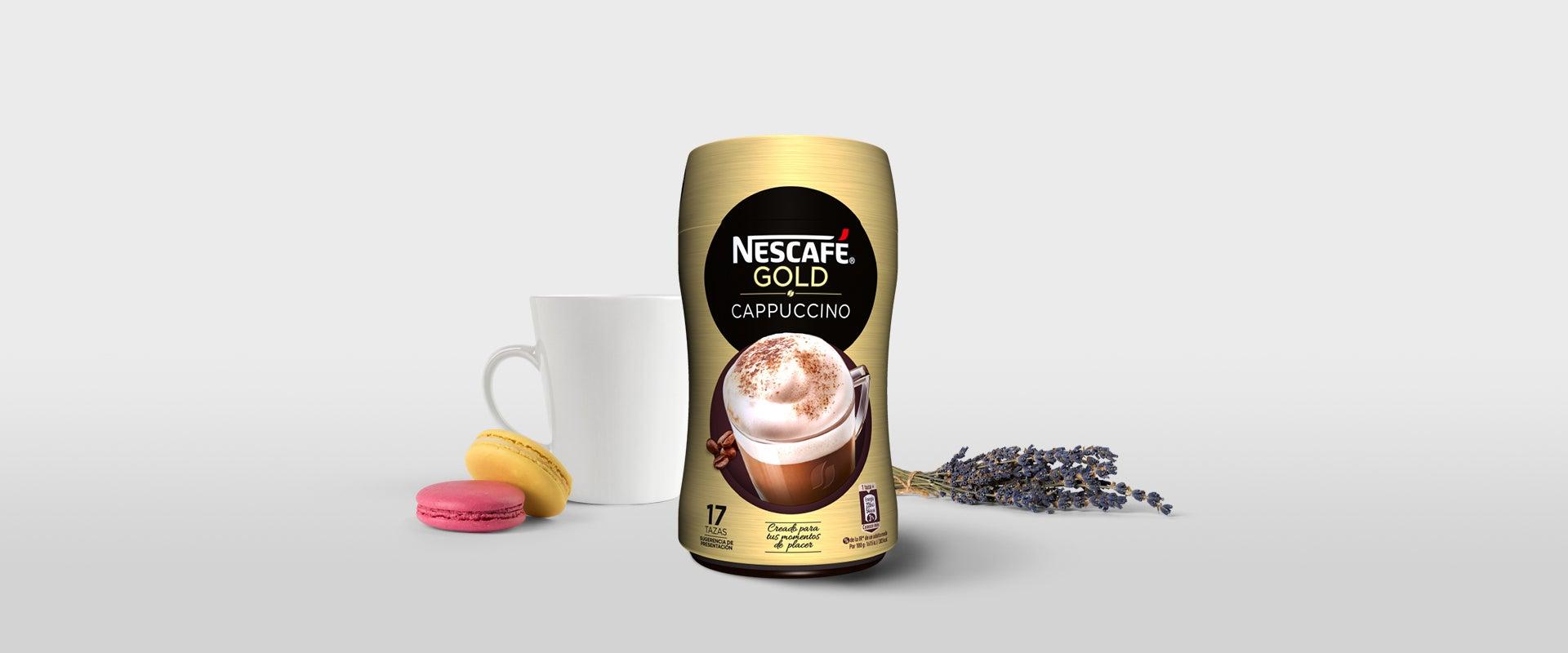 Nescafe Capuccino Gold