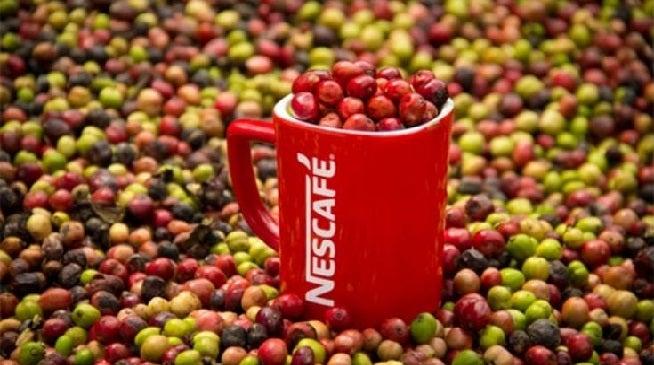 El café soluble es natural