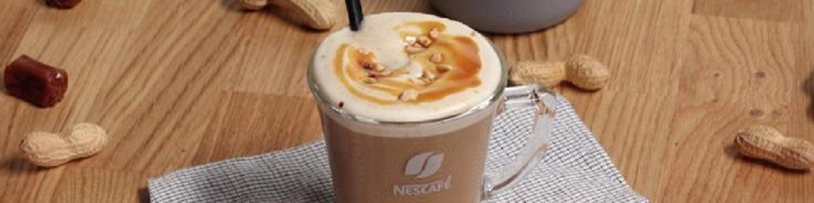 Cappuccino caramel beurre salé