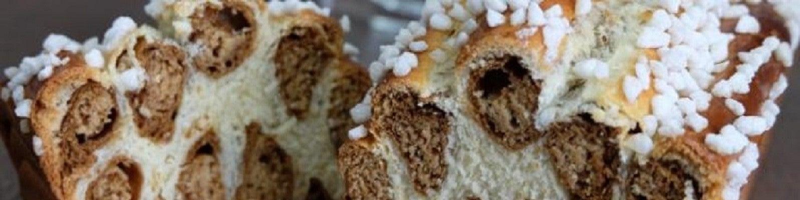 Léopard cake