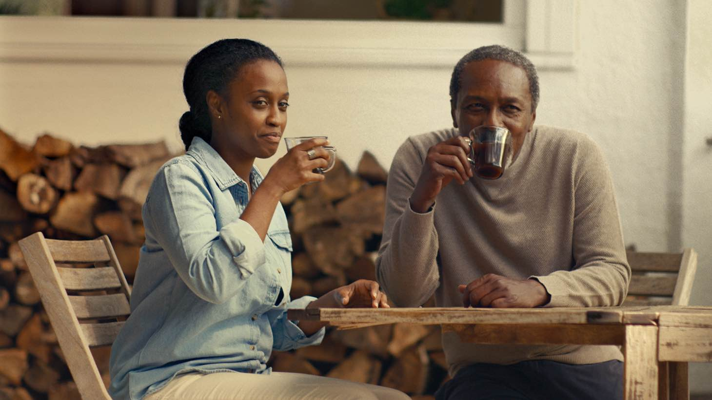 savour the simplest moments nescafe gold conversation with a cup of coffee