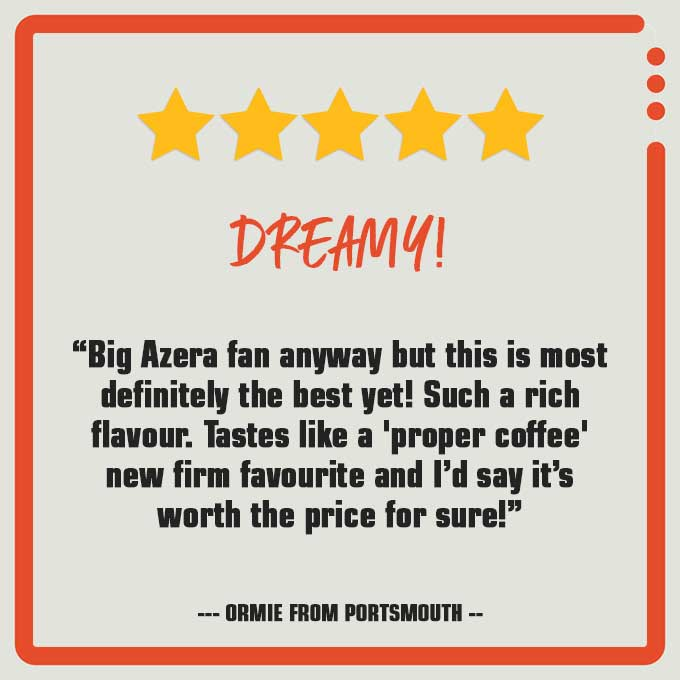 A consumer coffee review