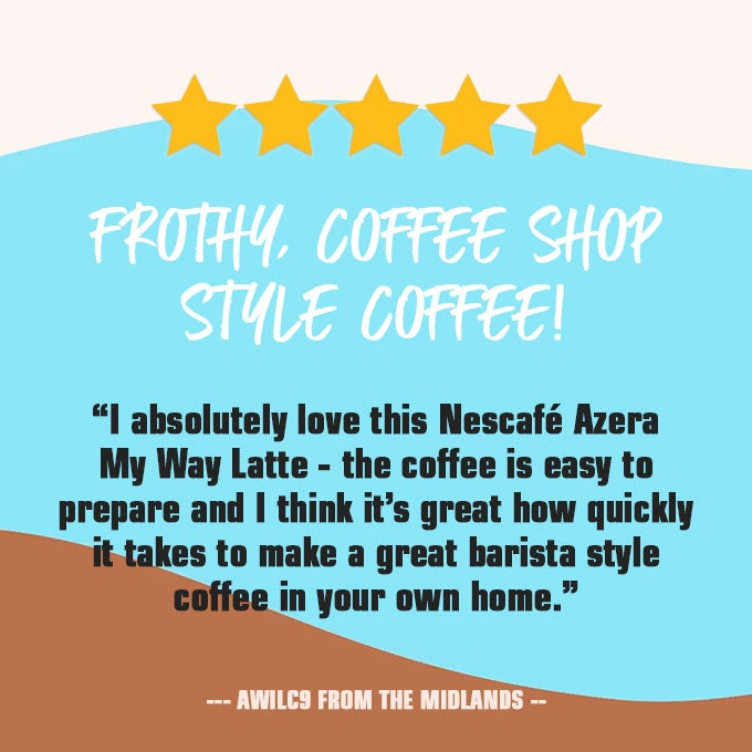 Consumer coffee review