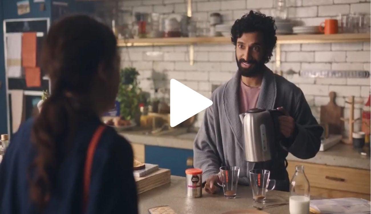 Nescafe Azera Craft Coffee TV advert