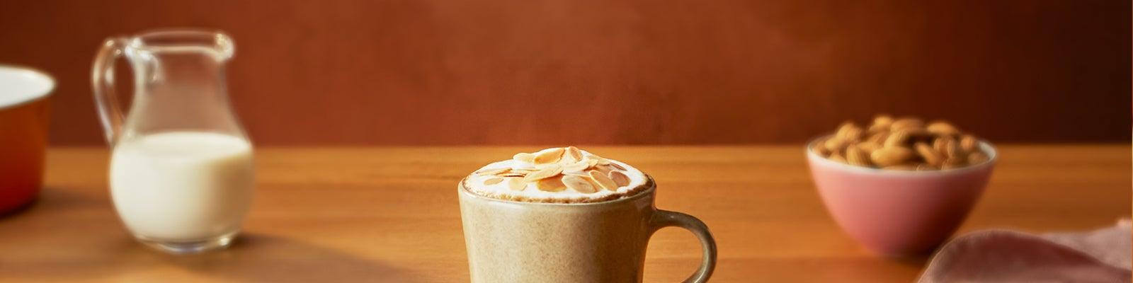 Roasted Almond Recipe Header