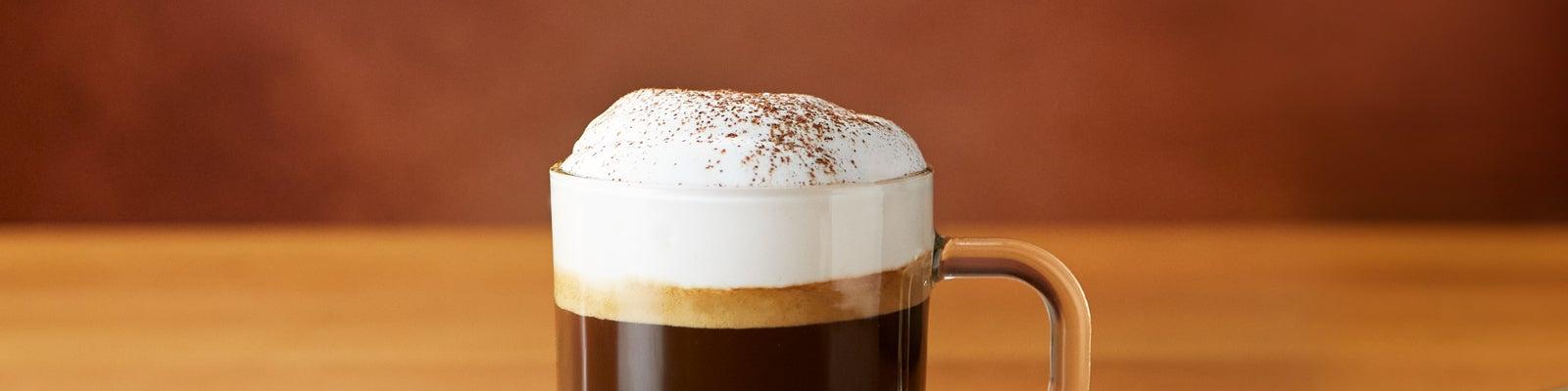 Smoked Cinnamon Coffee Recipe Header