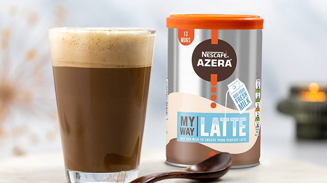 NESCAFÉ AZERA My Way Latte