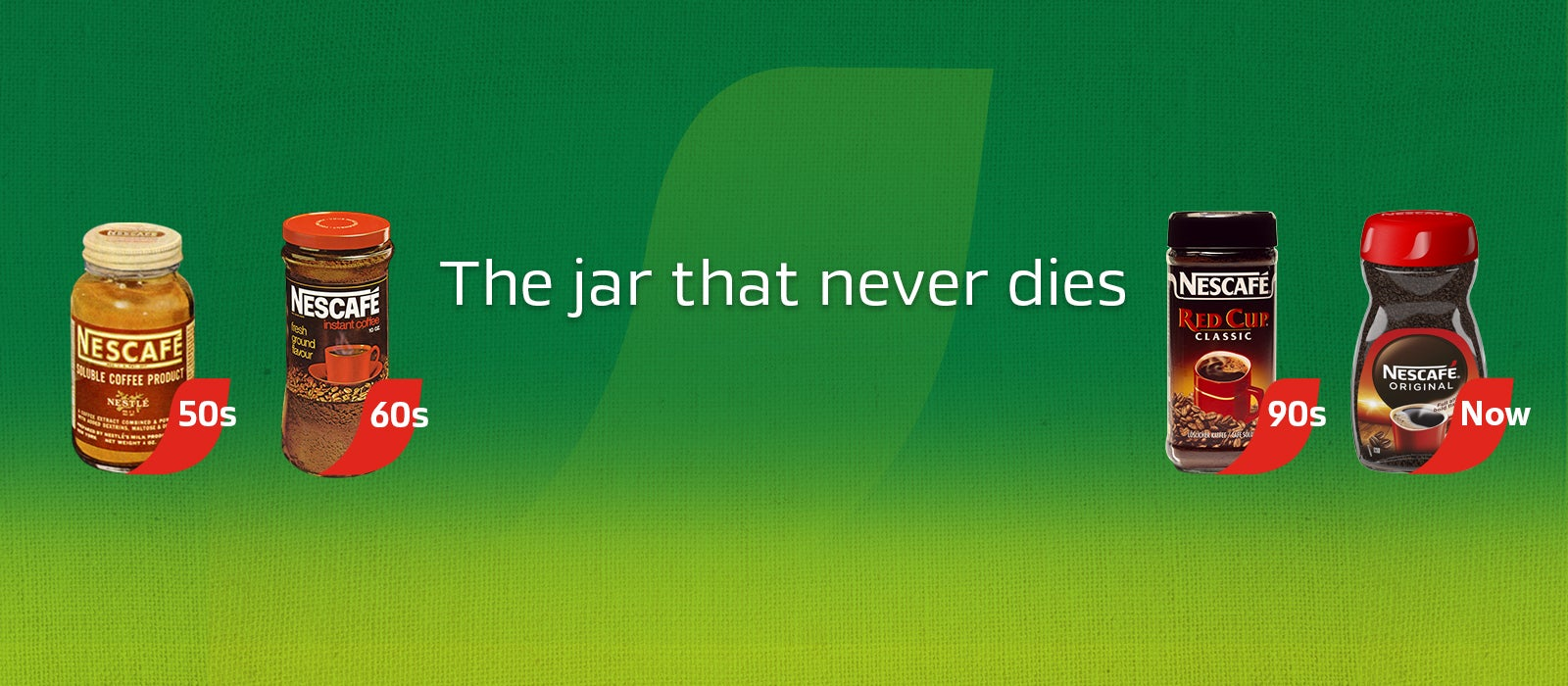 The Nescafe jar that never dies