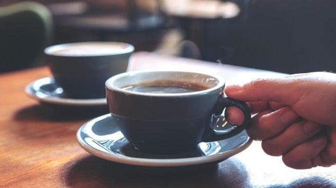 Americano - traditional Italian coffee