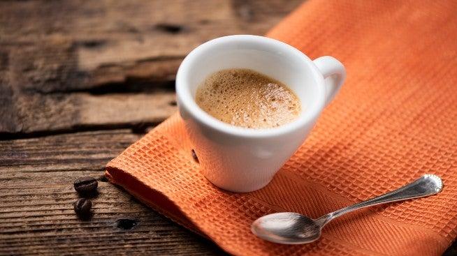 Lungo - traditional Italian coffee