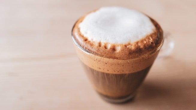 Macchiato – traditional Italian coffee