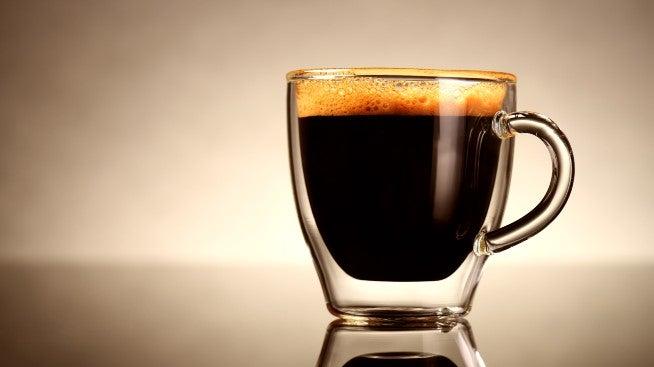 Ristretto - traditional Italian coffee