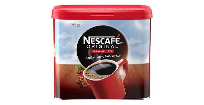 Nescafe Original 750g Pack
