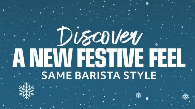 Discover the new seasonal tin design message