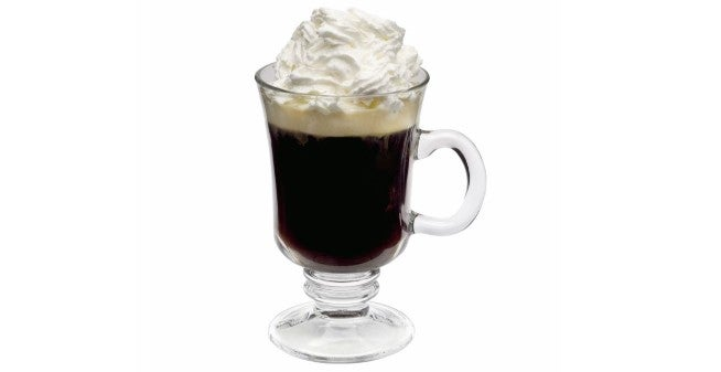 Cup of Spiked Mexican Coffee