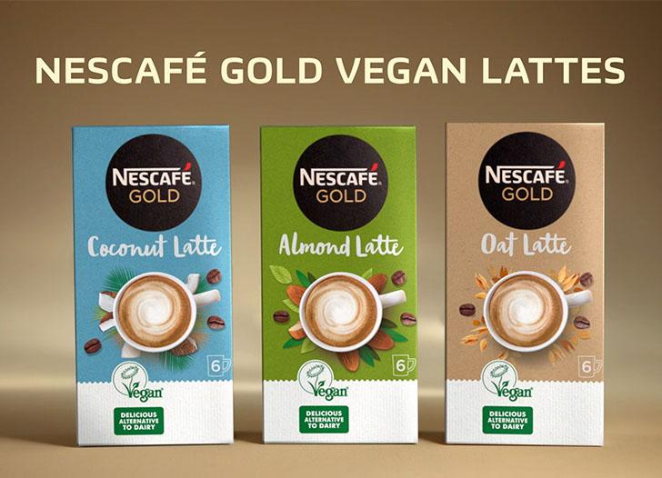Nescafé Gold Dairy Alternative Range