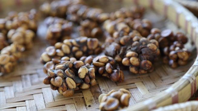 Weasel coffee - traditional Vietnamese coffee