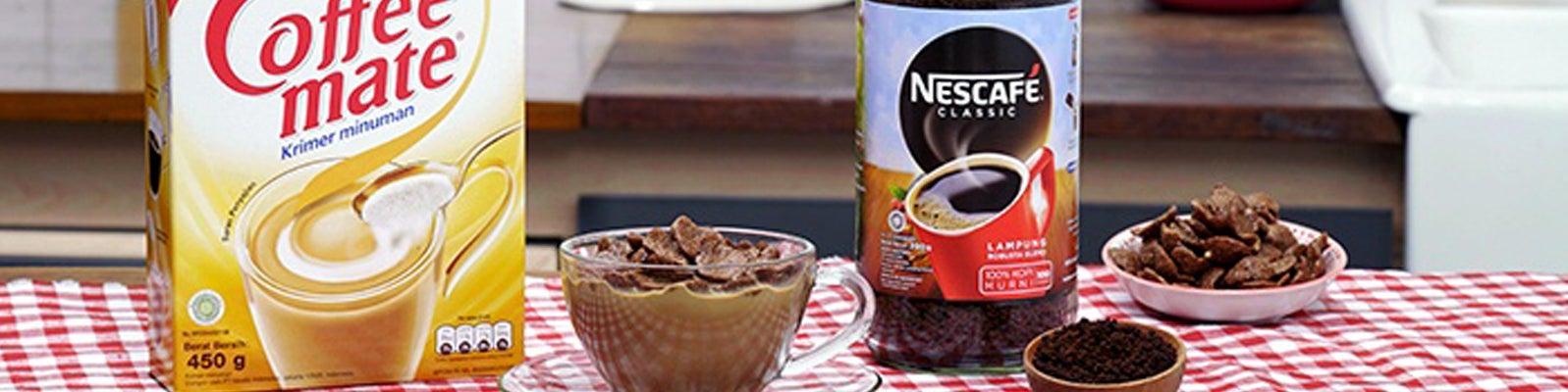 Kopi Cokelat Krunchy