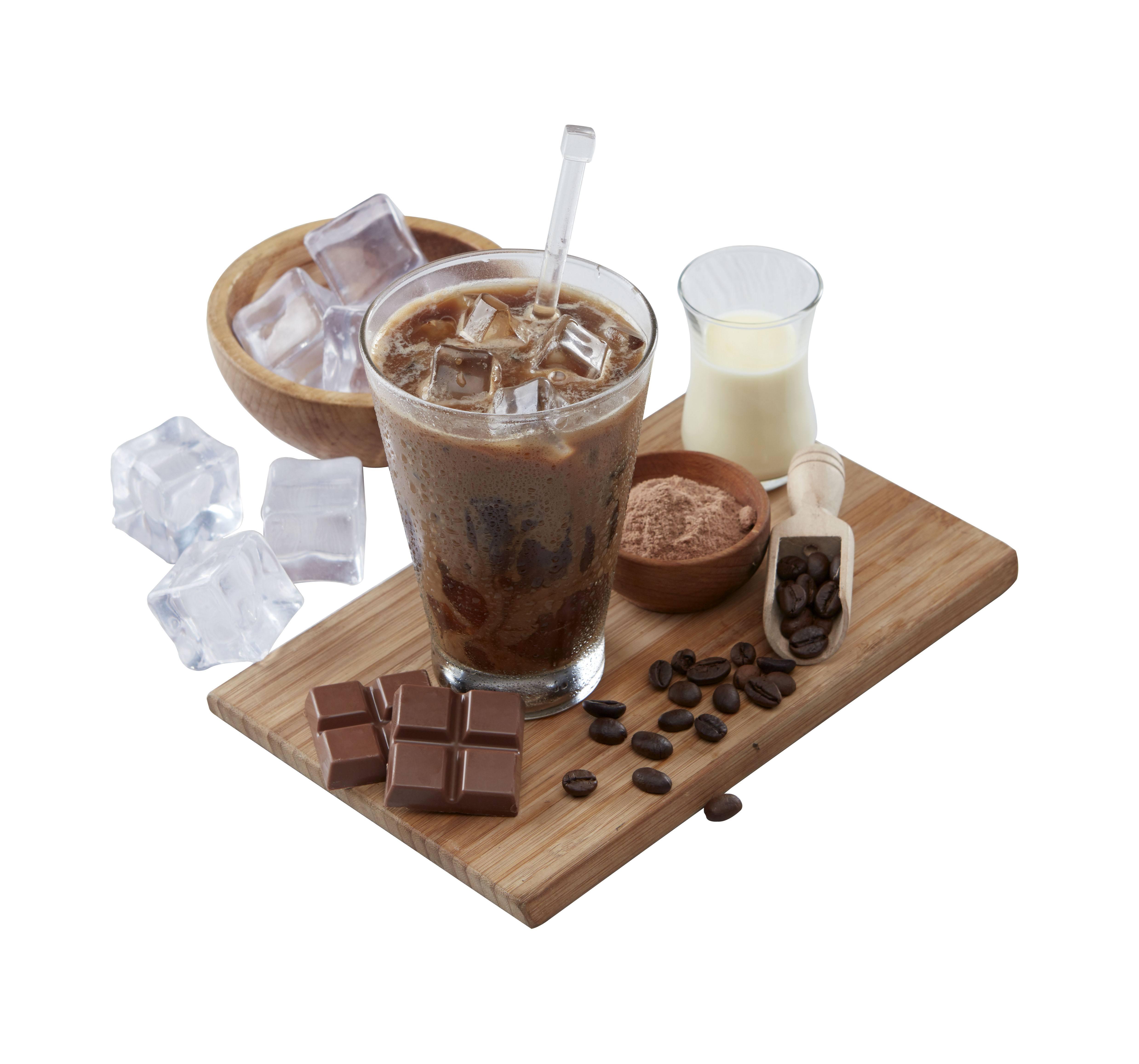 Iced Choco Coffee