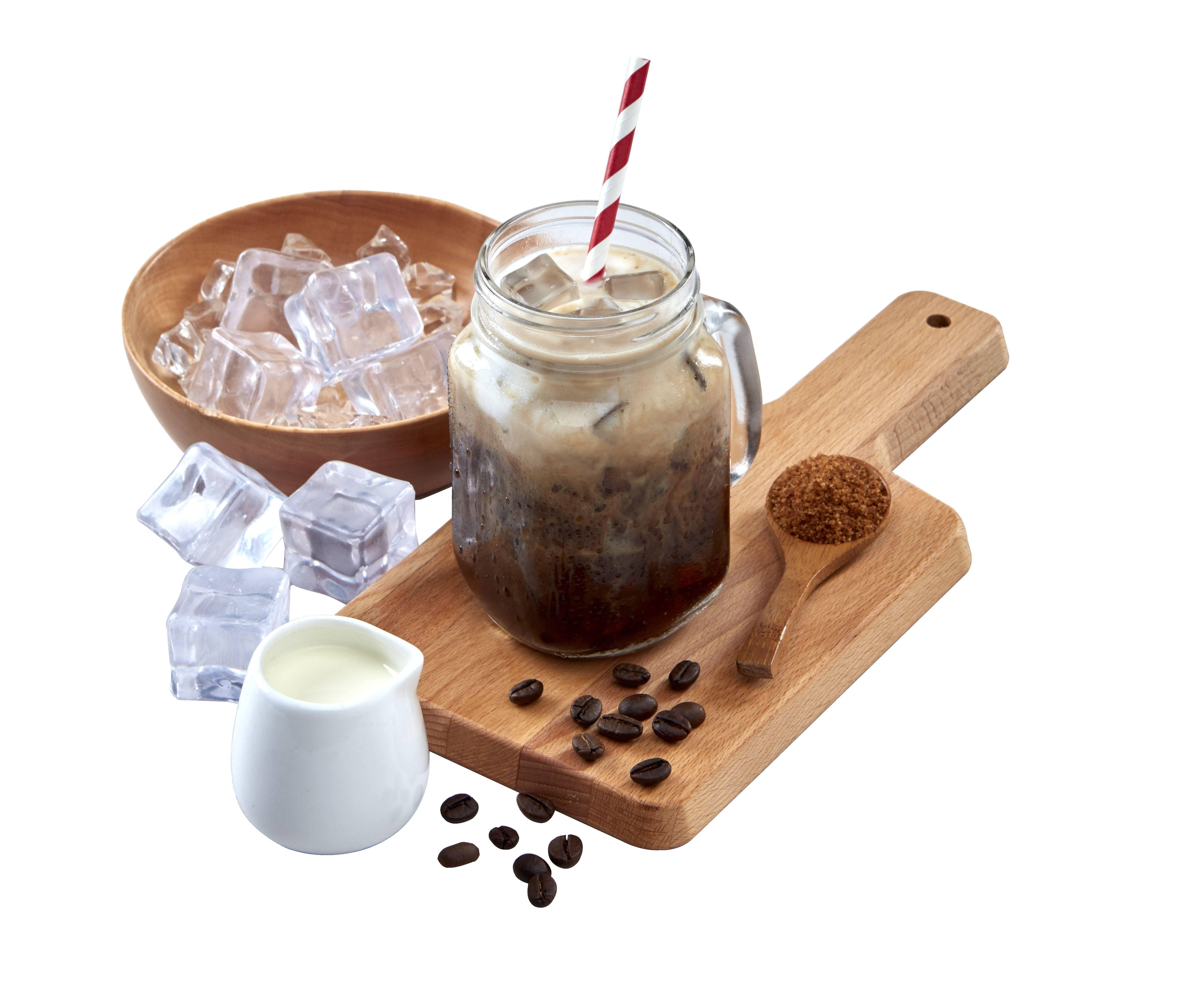 Iced Milk Coffe