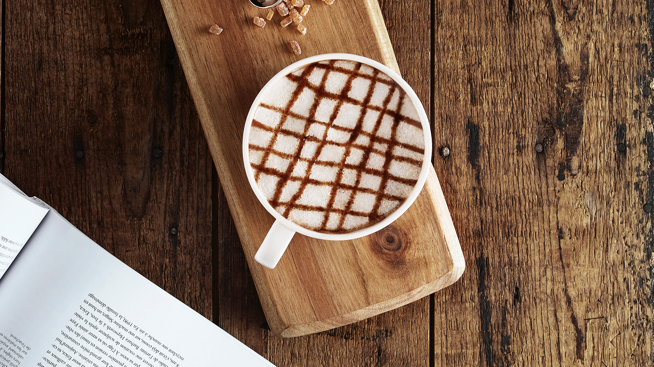 Manakah yang terbaik untuk latte art?