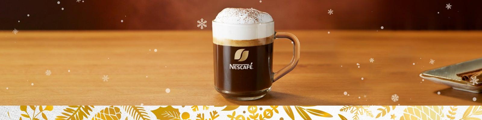 Nescafe Smoked Cinamon