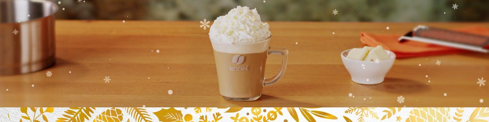 Nescafe White Mocha