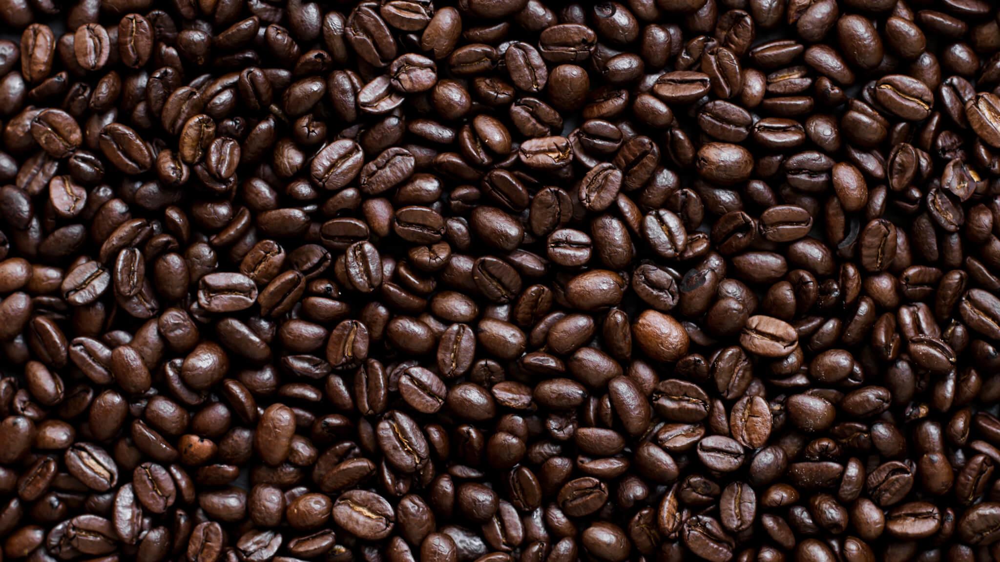진한 커피