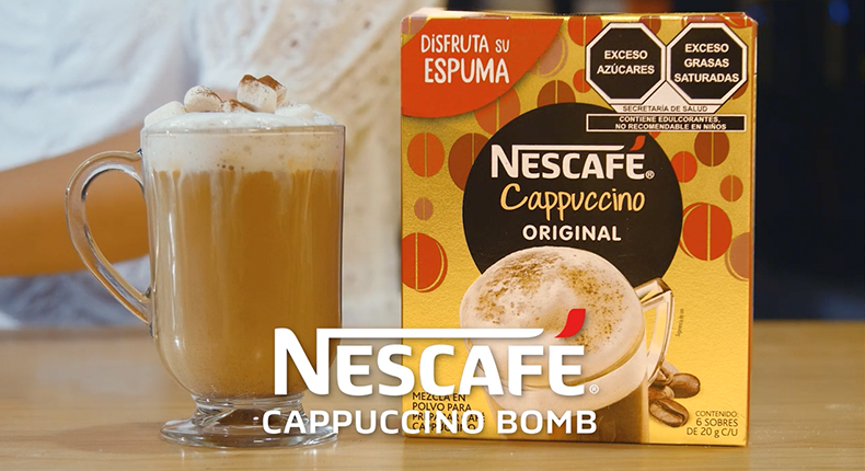 Bomba Cappuccino