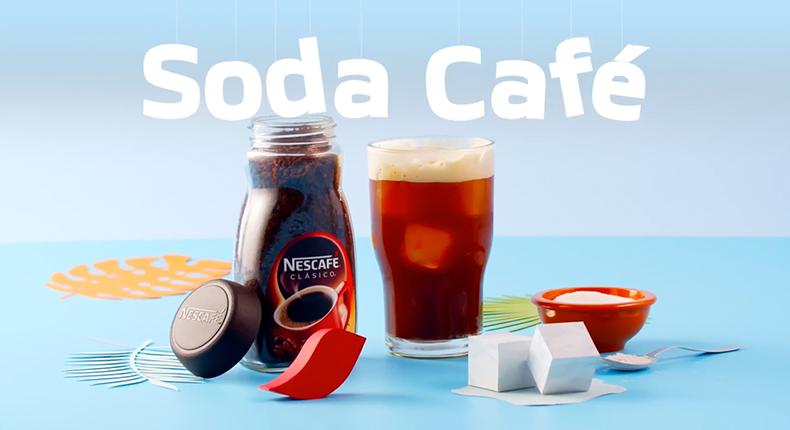 Soda de café