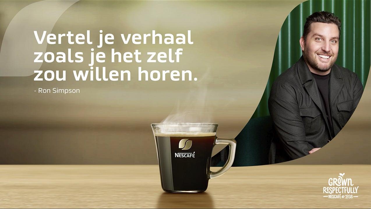 Nescafé Nieuwe Start