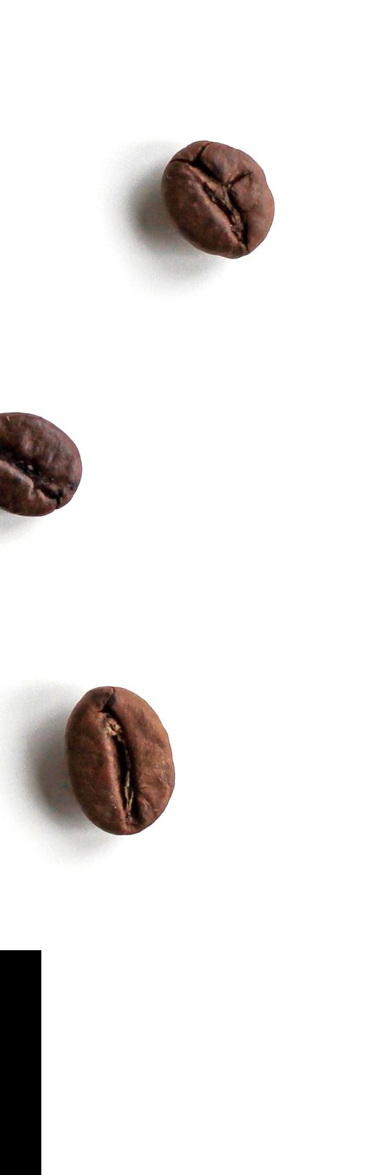 coffee bean parallax image