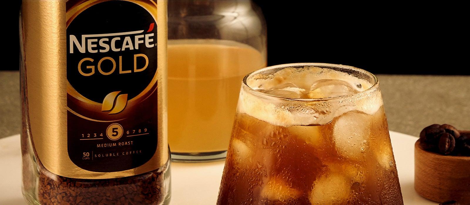 Coffee Tonic