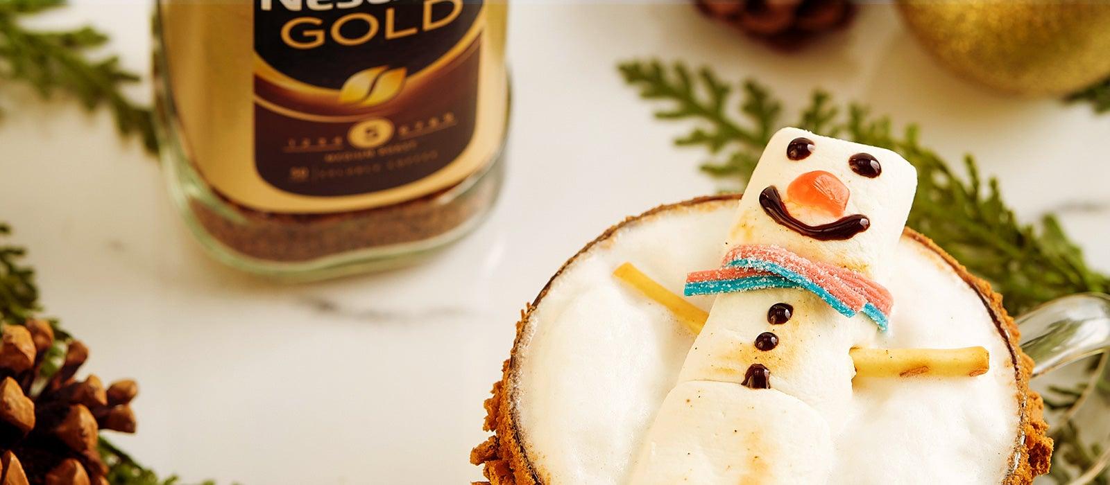 Nescafe Gold Toasted Marshmallow Recipe