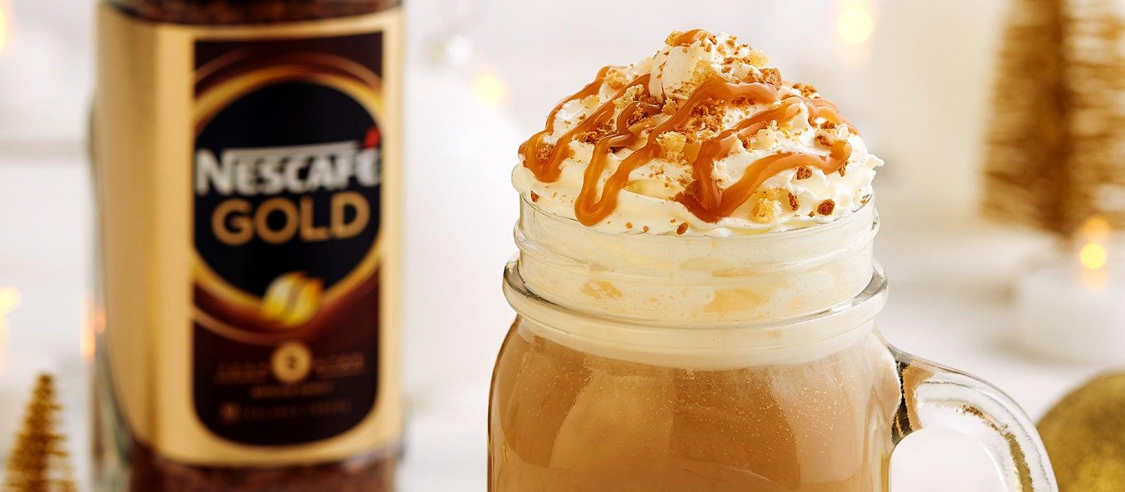 Toffee Nut Latte