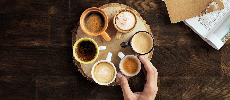 Przepisy na napoje z kawą